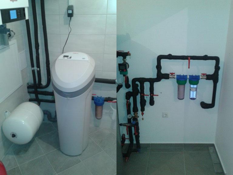 Filteri I Omekšivaći Vode