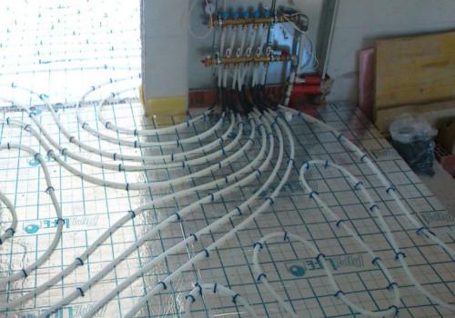 Instalacije Grijanje Hlađenje Vodovod Kanalizacija